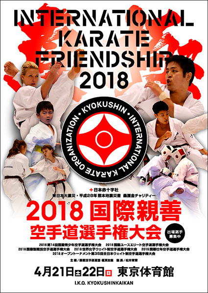 Пульки International Karate Friendship 2018 (IKO)